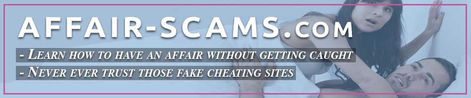 Affair-Scams.com Banner
