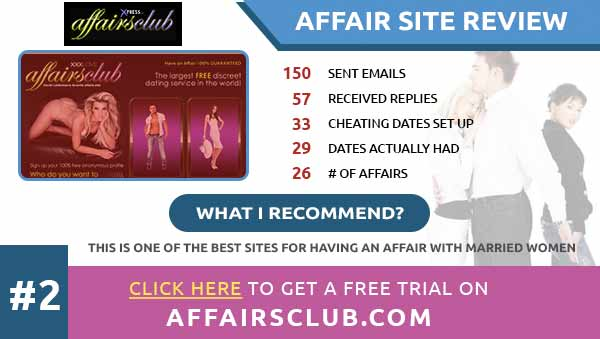 AffairsClub USA screenshot