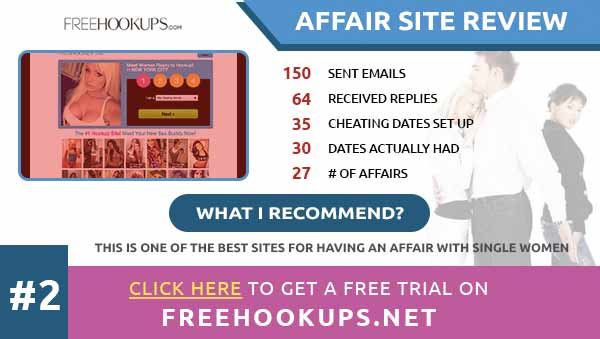 FreeHookups USA screenshot