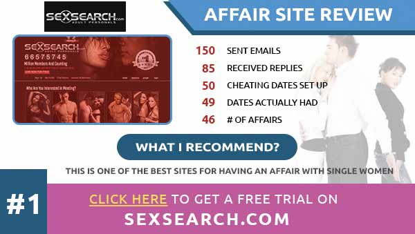 SexSearch USA screenshot