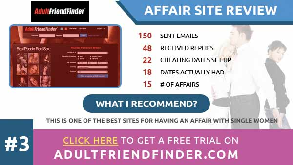 AdultFriendFinder USA screenshot