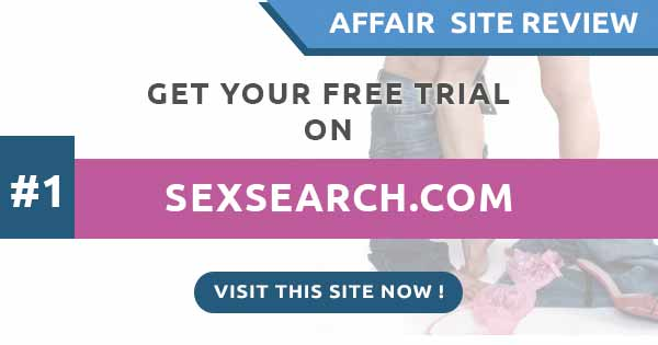SexSearch reviews for having an affair