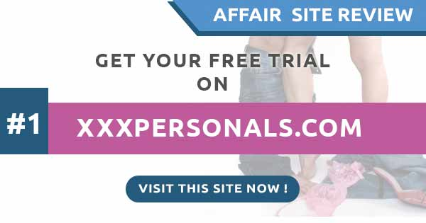xxxPersonals reviews for having an affair